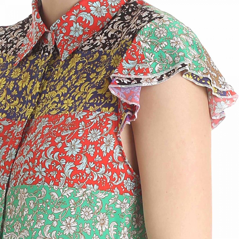 Shirt women Alice+olivia multicolor 4
