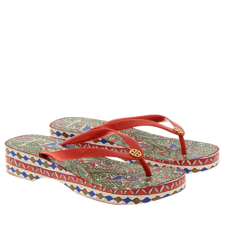 Shoes women Tory Burch multicolor 2