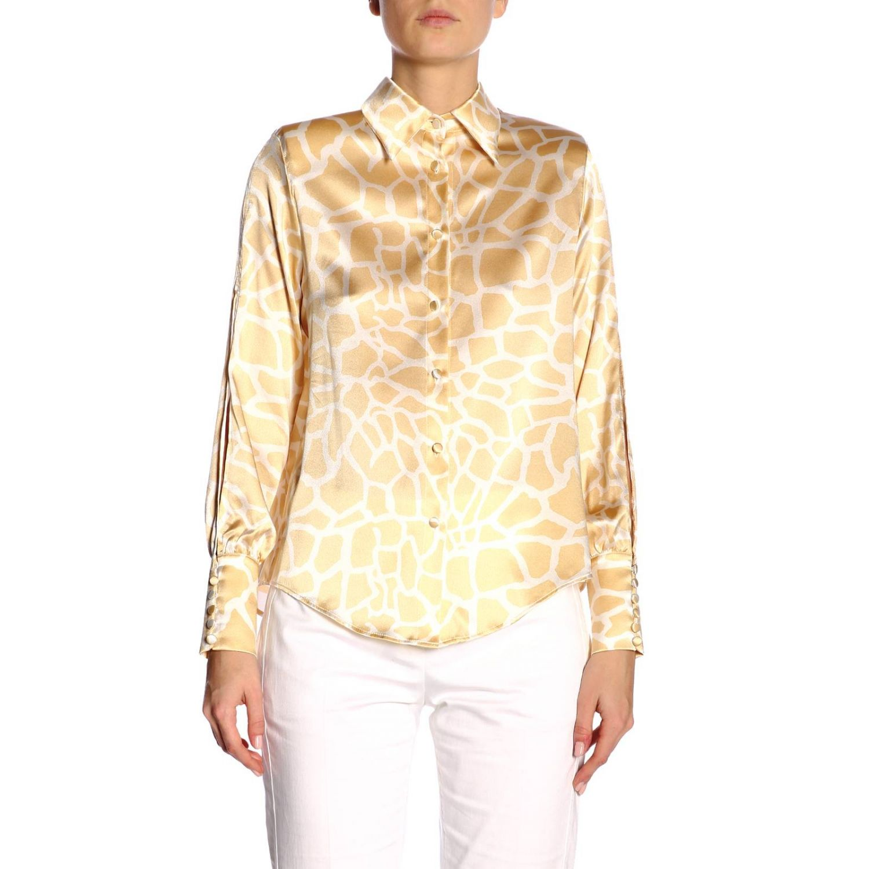Shirt women Federica Tosi multicolor 1