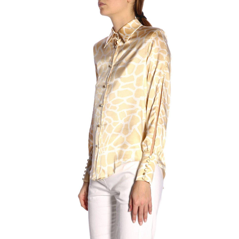 Shirt women Federica Tosi multicolor 2