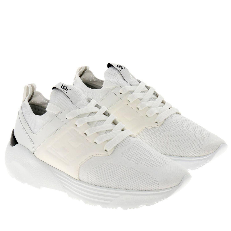 Shoes men Hogan white 2