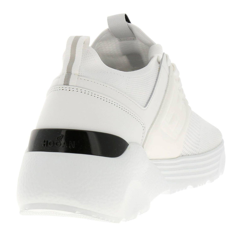 Shoes men Hogan white 4