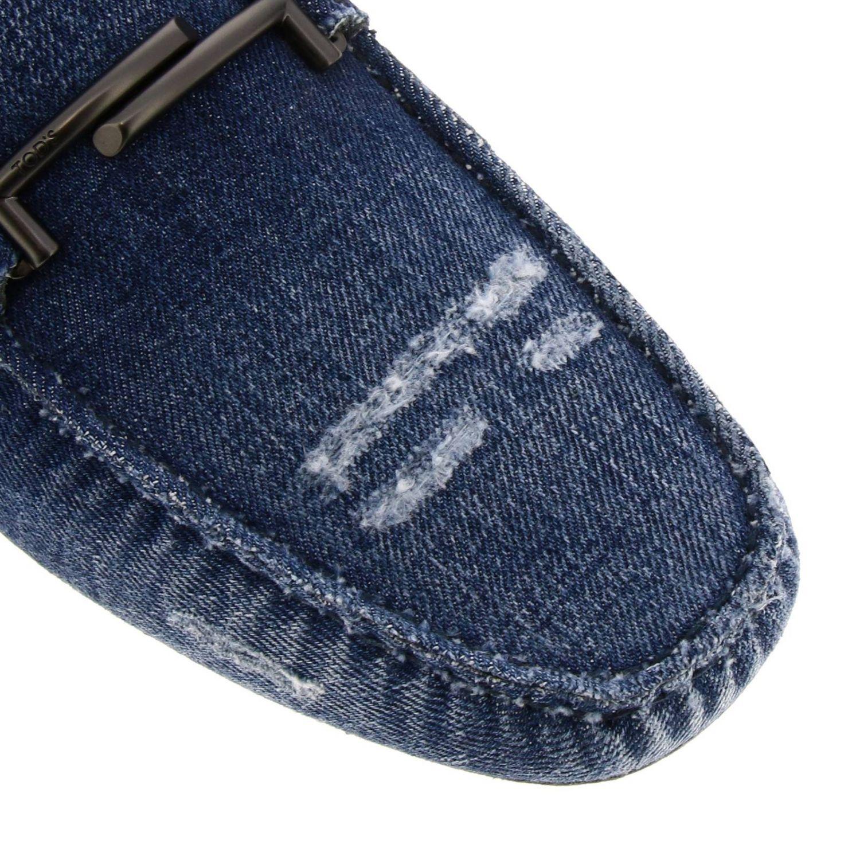 Shoes men Tod's blue 3