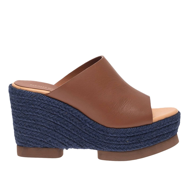 Shoes women Paloma BarcelÒ leather 1