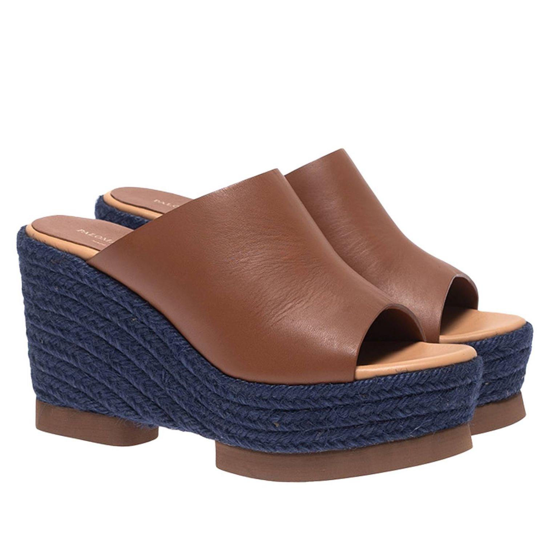 Shoes women Paloma BarcelÒ leather 2
