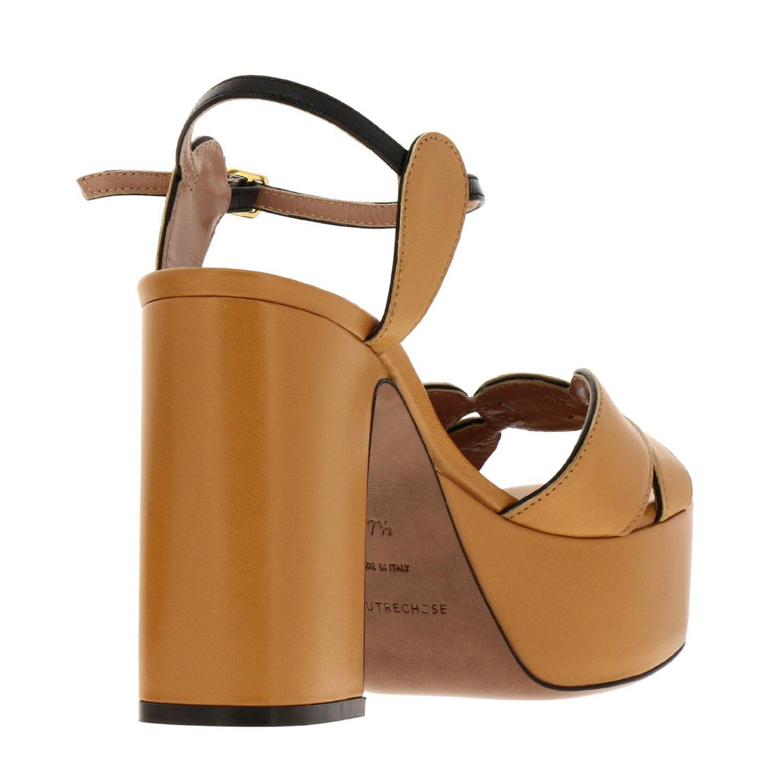 高跟凉鞋 女士 L'autre Chose 驼色 4