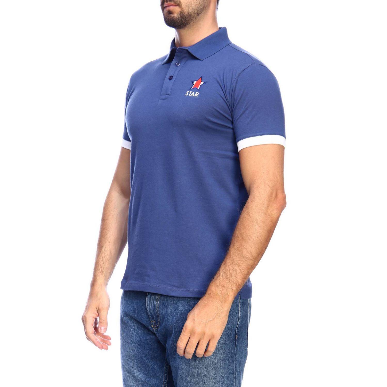 Polo shirt Invicta: T-shirt men Invicta blue 2
