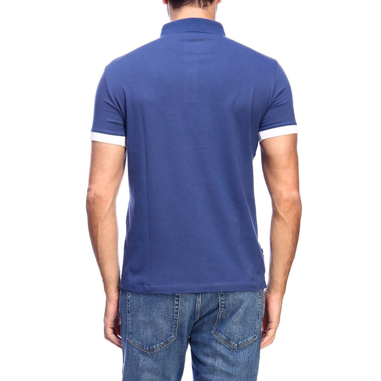 Polo shirt Invicta: T-shirt men Invicta blue 3