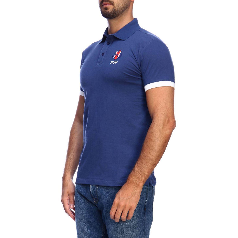 T恤 男士 Invicta 蓝色 2