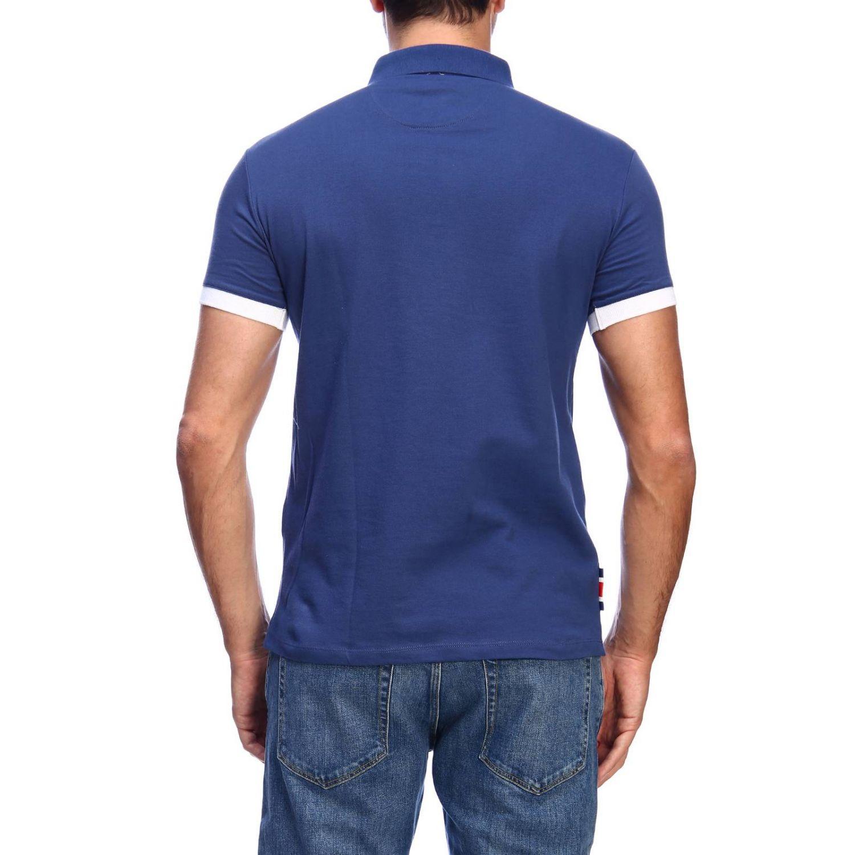 T恤 男士 Invicta 蓝色 3