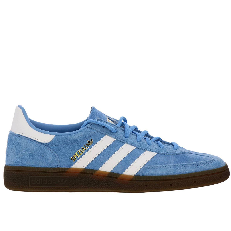 basket homme adidas original bleu