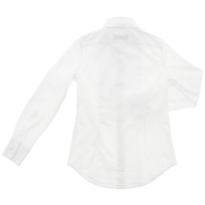 Shirt kids Dsquared2 Junior white 2