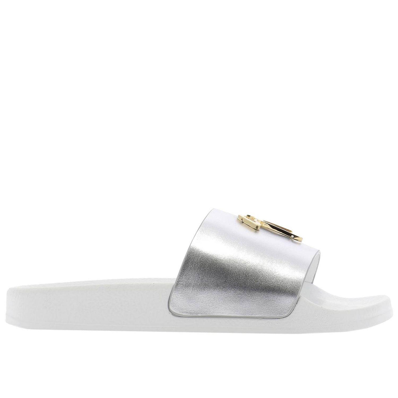 鞋 女士 Giuseppe Zanotti Design 银色 1