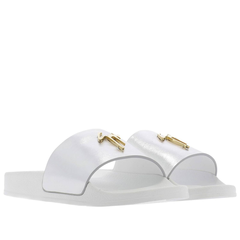 Обувь Женское Giuseppe Zanotti Design серебряный 2