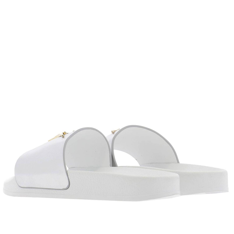 Обувь Женское Giuseppe Zanotti Design серебряный 3