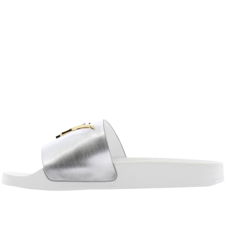 Обувь Женское Giuseppe Zanotti Design серебряный 4