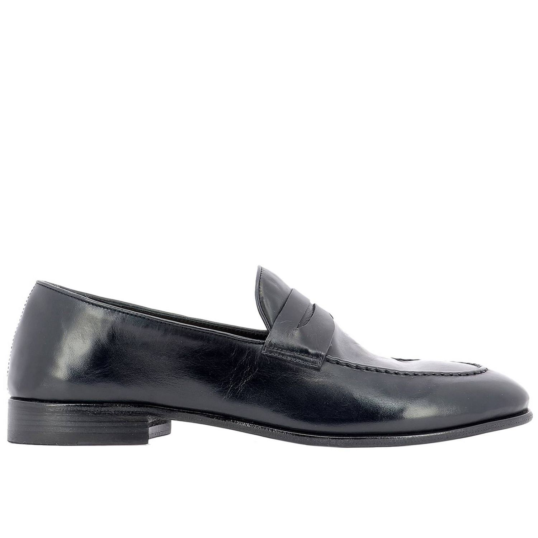 Shoes men Alberto Fasciani blue 1