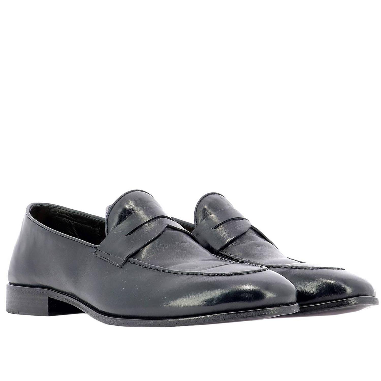 Shoes men Alberto Fasciani blue 2