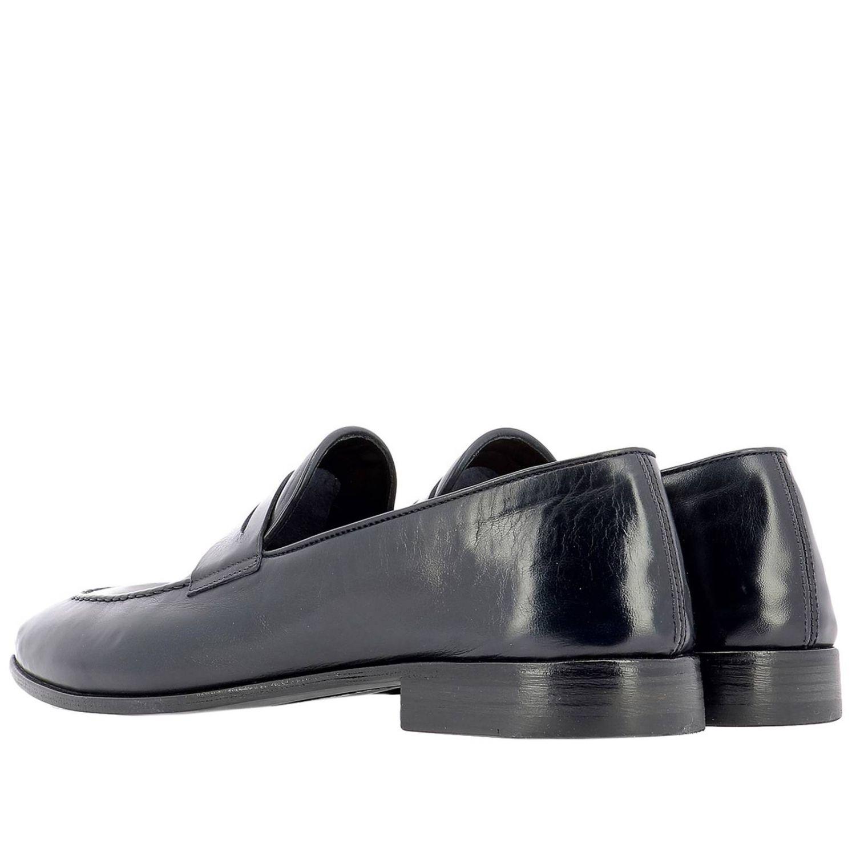 Shoes men Alberto Fasciani blue 3
