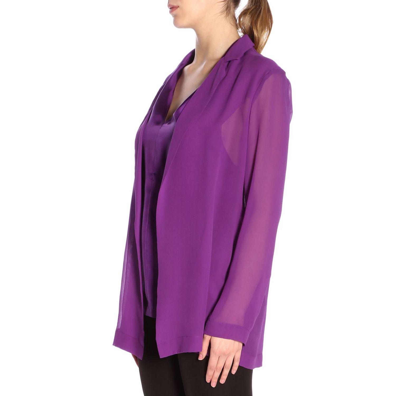 西服外套 女士 Alysi 紫色 2
