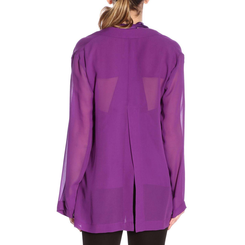 西服外套 女士 Alysi 紫色 3