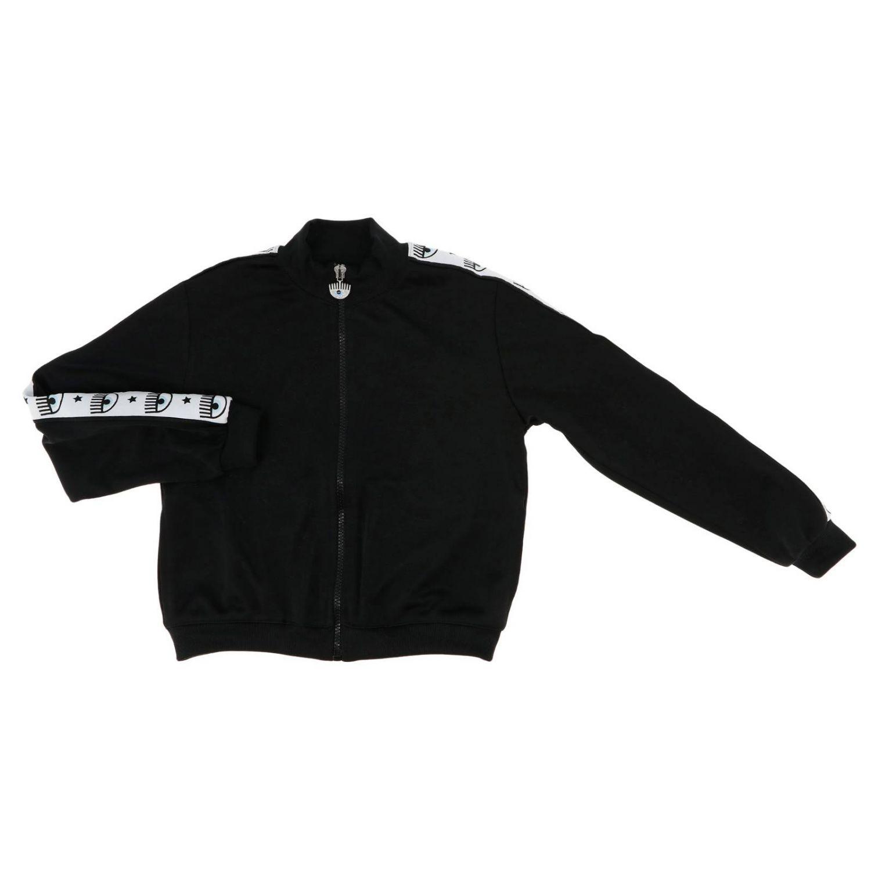 Куртка Детское Chiara Ferragni черный 1