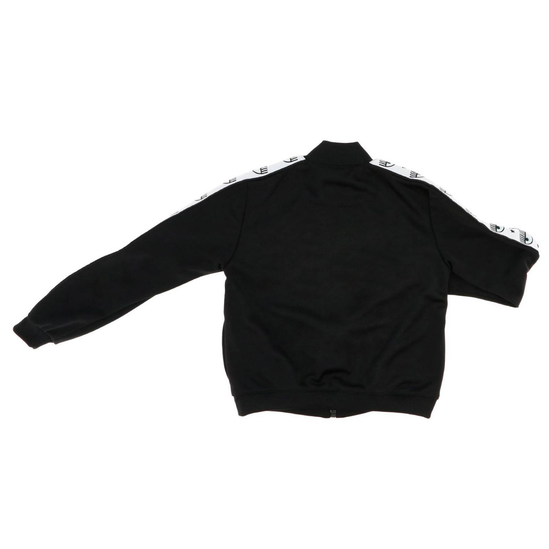 Куртка Детское Chiara Ferragni черный 2