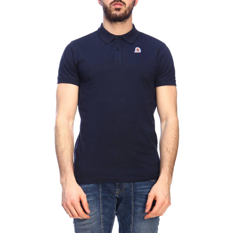 Camiseta hombre Invicta azul oscuro 1