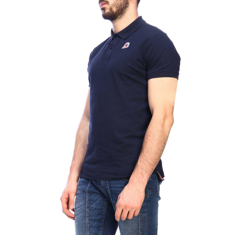 Camiseta hombre Invicta azul oscuro 2