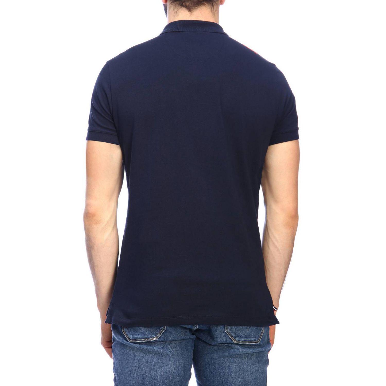 Camiseta hombre Invicta azul oscuro 3