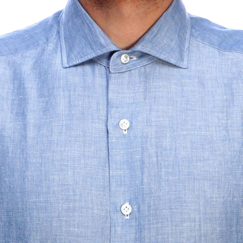 Shirt men Dandy Life denim 4
