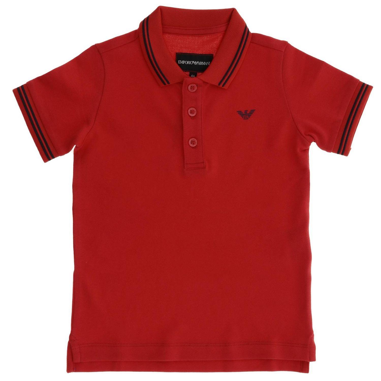 EMPORIO ARMANI   T-Shirt T-Shirt Kids Emporio Armani   Goxip