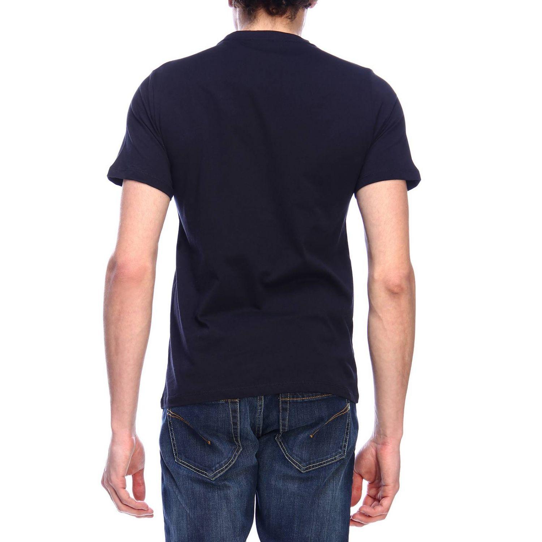 Pull homme Kaos bleu 3
