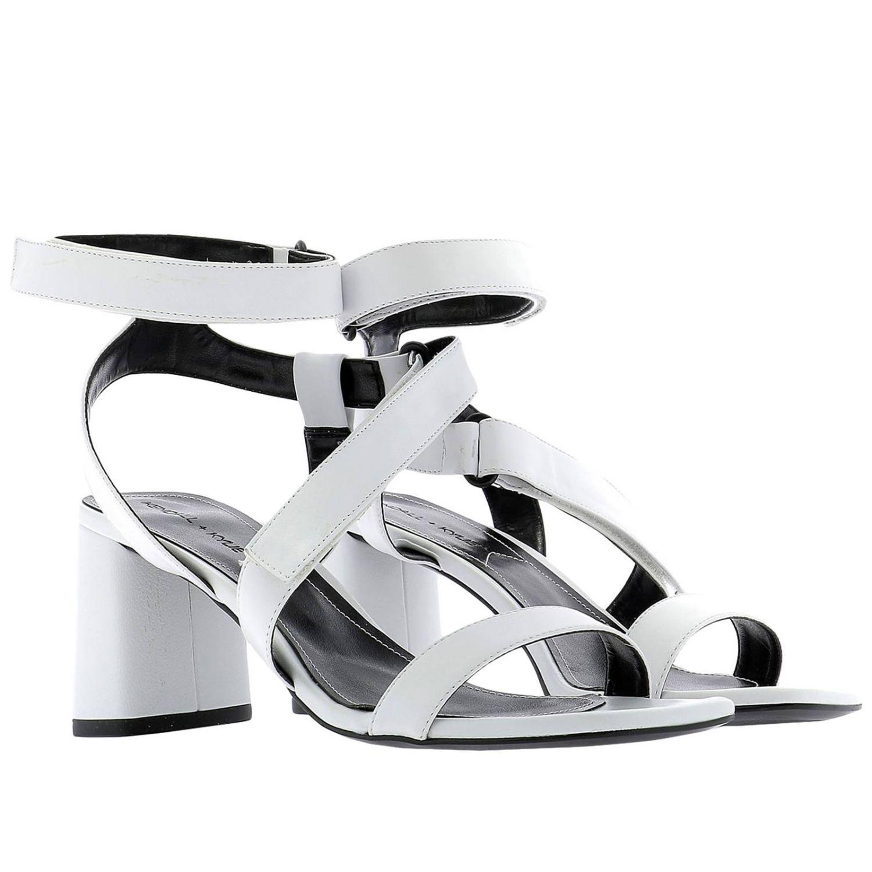 Scarpe donna Kendall + Kylie bianco 2