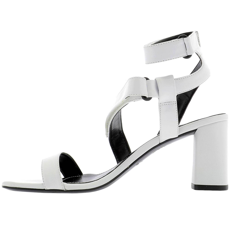 Scarpe donna Kendall + Kylie bianco 4