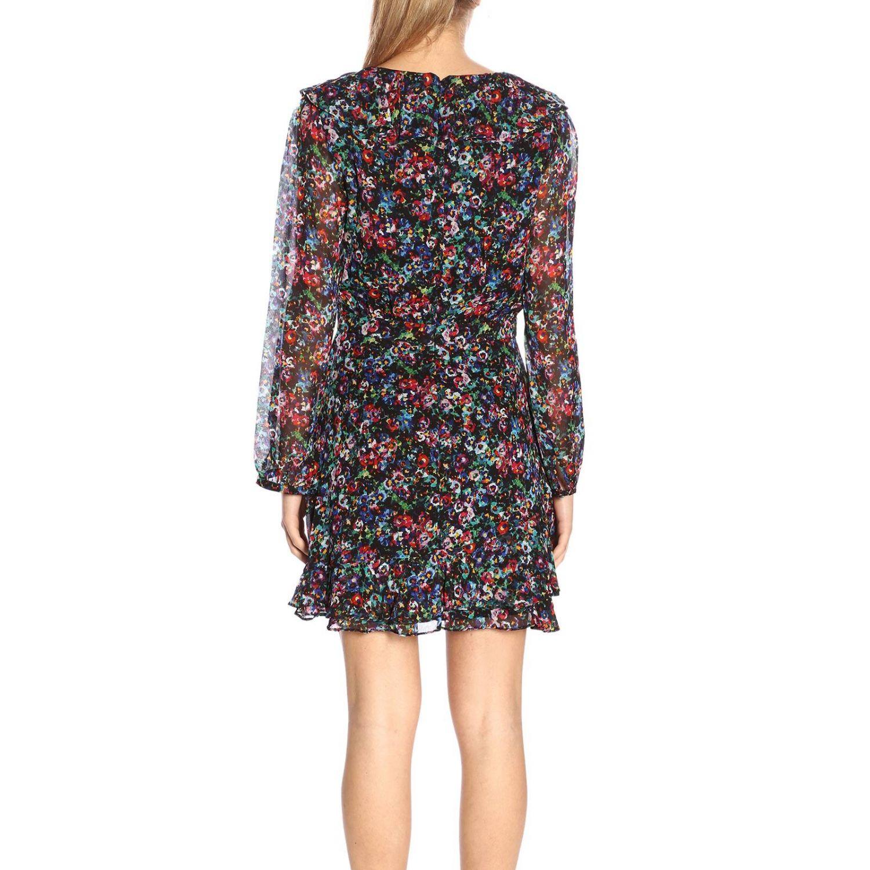 Dress women Saloni multicolor 3