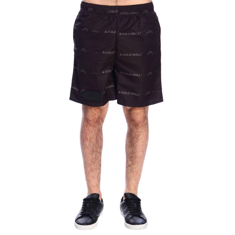 Short men A-cold-wall* black 1