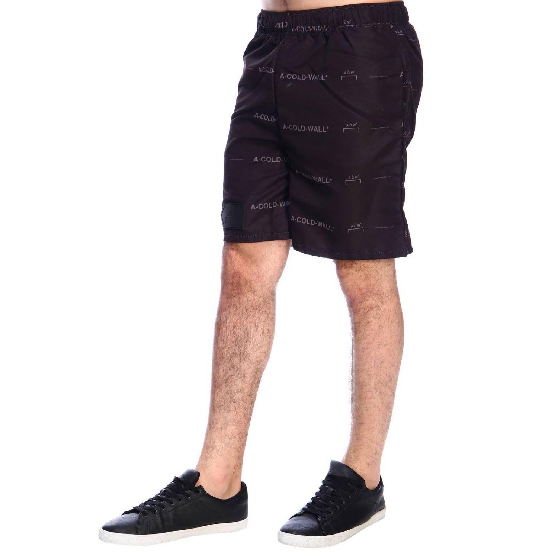 Short men A-cold-wall* black 2