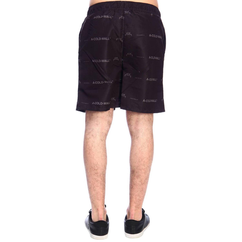 Short men A-cold-wall* black 3