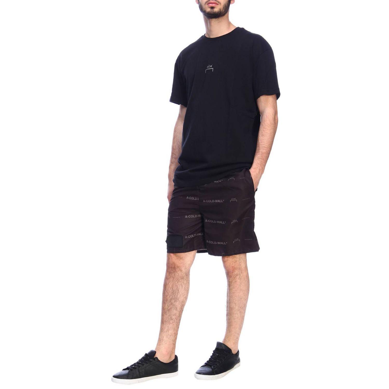Short men A-cold-wall* black 4