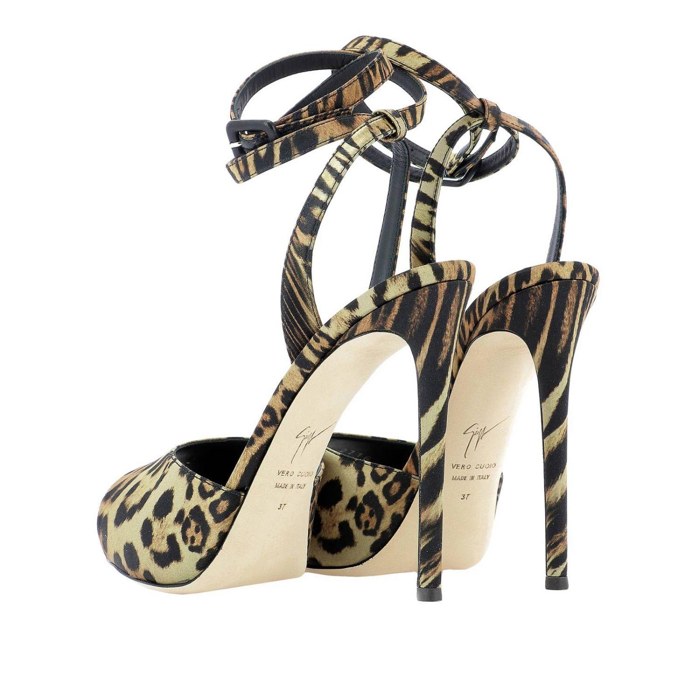 Обувь Женское Giuseppe Zanotti Design натуральный 3
