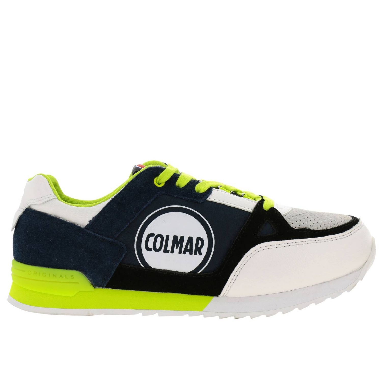 Обувь Детское Colmar белый 1