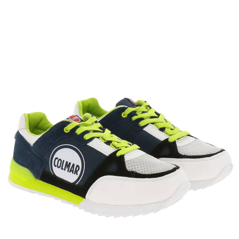 Обувь Детское Colmar белый 2