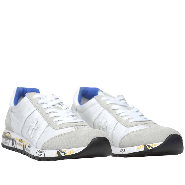 Sneakers damen Premiata weiß 2
