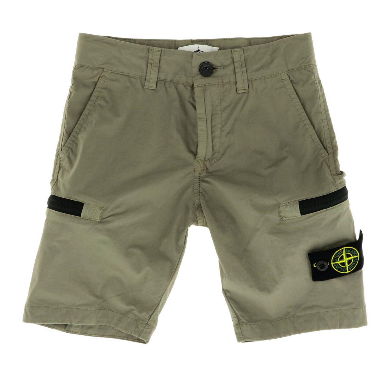 STONE ISLAND | Shorts Shorts Kids Stone Island | Goxip