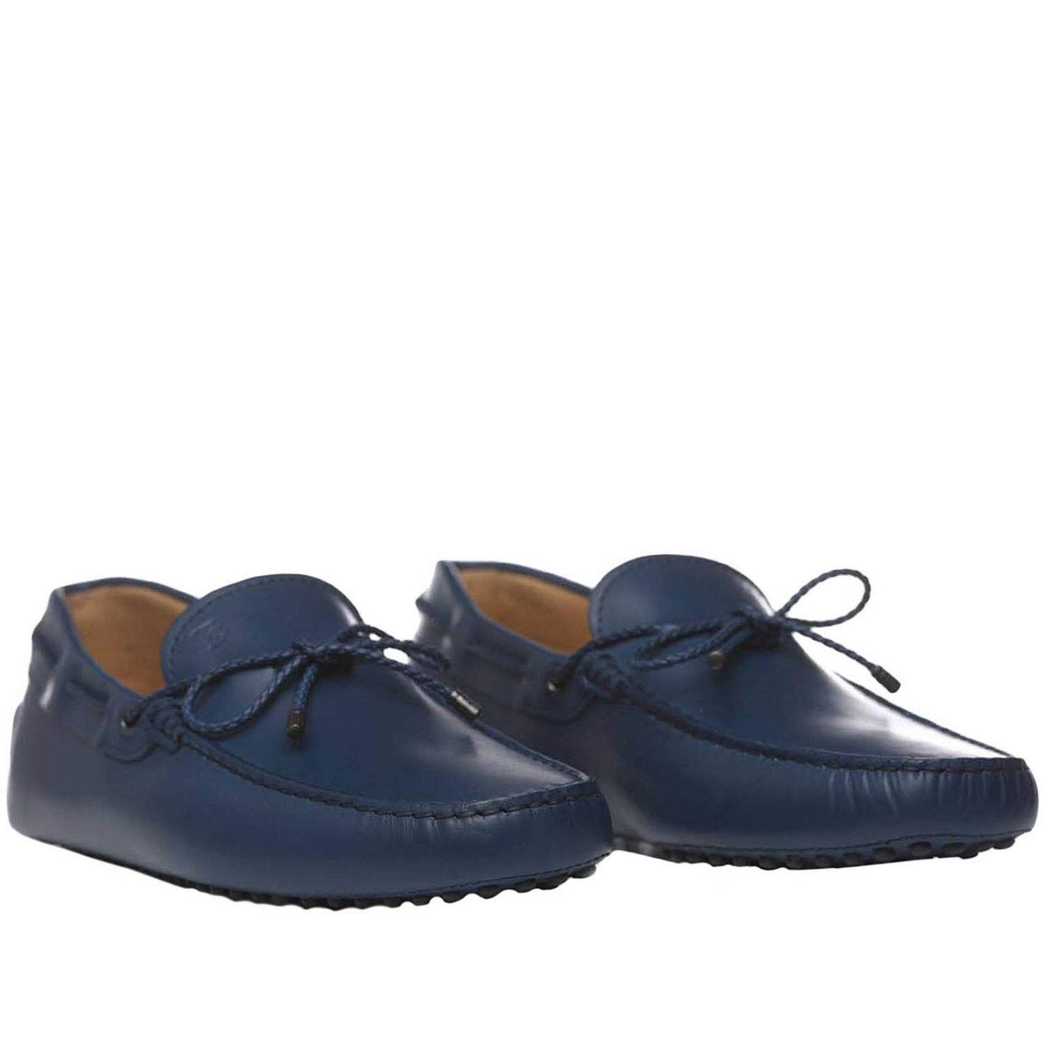 Loafers men Tod's blue 2