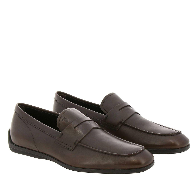 Loafers men Tod's dark 2