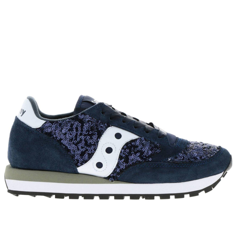 Sneakers women Saucony blue 1