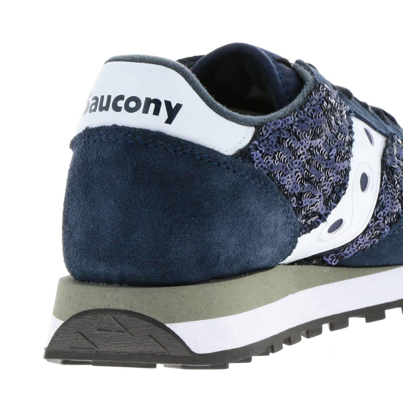 Sneakers women Saucony blue 4
