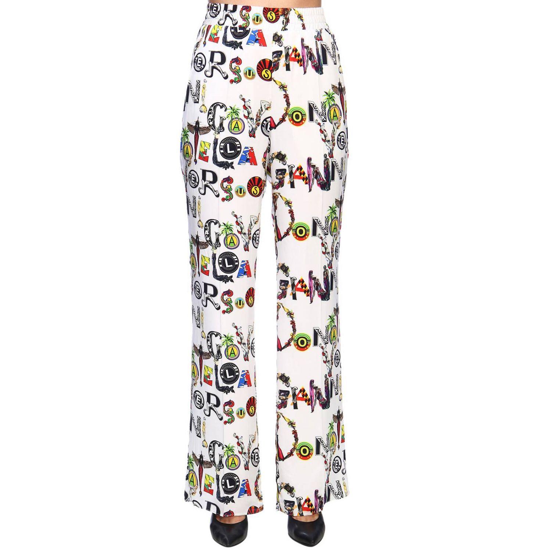 Trousers women Versus multicolor 1